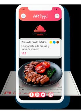 AR Food